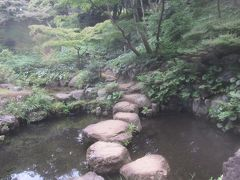 殿ケ谷戸庭園から武蔵国分寺まで お鷹の道を汗かきながらのんびりと散策です(;^_^A