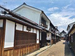 猛暑の奈良へちょっと早めの夏休み☆今井町編☆1日目前半