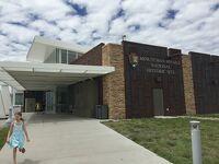 サウスダコタ州 ミニットマン ミサイル国立史跡 ー ビジターセンター