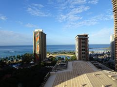 2020年1月【2】 ハワイ・オアフ島(5日目~帰国) レンタカー東海岸ドライブ、花火