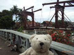 初めてのジャカルタ (ベトナム・カンボジア・マレーシア・シンガポール・インドネシア 16日間の旅 その10-2) 旧バタヴィアを街歩き!