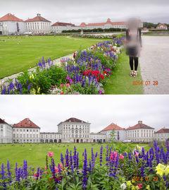 2014夏【ミュンヘン】ニンフェンブルグ宮殿