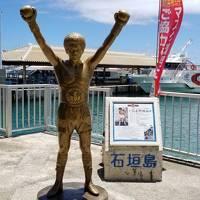 初どこかにマイル、石垣島。