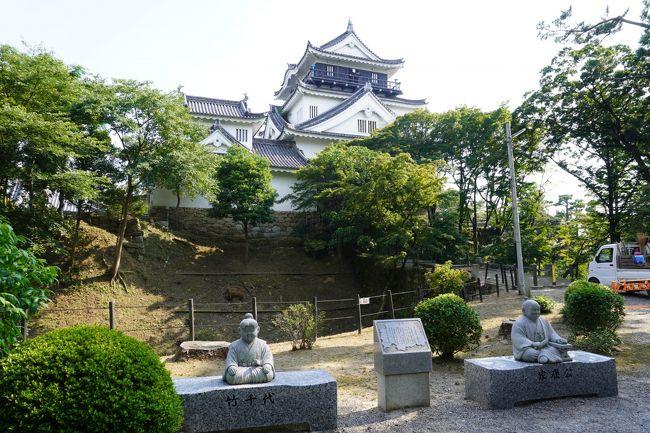 (16)日本100名城 45 岡崎城