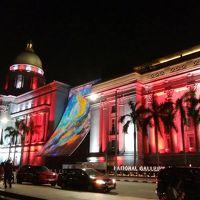 シンガポール建国55周年記念日