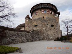 オーストリア横断の旅(24) ファドゥーツ城へ上って見ます・・・