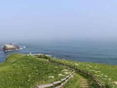 知床への旅 その2(釧路湿原と霧多布岬)