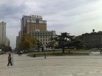 大連市中山広場の全周