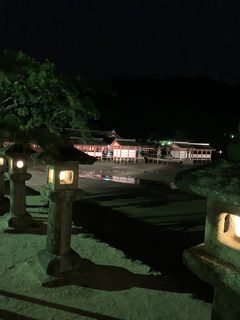 県民割引、宮島の旅