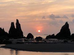 前日にGoTo予約 真夏の本州最南端・トルコ友好の町串本 岬と島巡り 紀伊勝浦 那智の滝 1も
