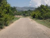 バルカンドライブ2200km(2019年6月北マケドニア)~その15:スコピエ~コキノ周辺~オフリド泊