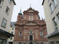 ヴュルツブルグ ノイミュンスター教会