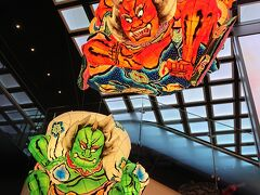 東京駅★皆どこへ行った?青森ねぶた♪2020年8月3日『グランスタ東京』がオープン!リチュエルカフェ、マルトメ・ザ・ジューサリーパフェテリア