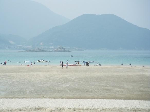 島旅 GOTOキャンペーンでGOTO(五島)へ日帰り海水浴