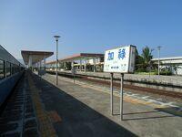 2013.06 列車とバスで台湾横断(5)無座夜行での台東から客車に揺られて南廻線へ。