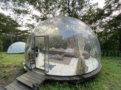 避暑で那須高原に行きました。天然温泉露天風呂付の部屋でまったり過ごしました。