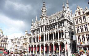 2008ベネルクスひとり旅03:ブリュッセル