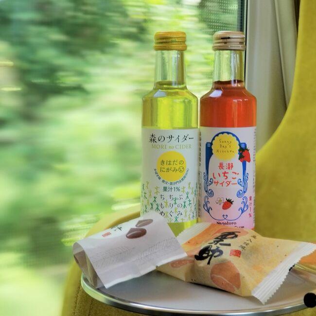 西武鉄道:新型特急ラビュー(Laview)に乗ってかき氷を食べに☆埼玉県:秩父・長瀞