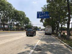 キックボードで香港から西へ~5.広州から中山市南朗ヘ