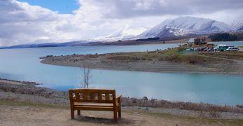 残念ながら雪が降りました ニュージーランドの旅 2日目(クライストチャーチ→テカポ)