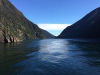 天気に恵まれました ニュージーランドの旅 4日目(テ・アナウ→ミルフォードサウンド→モスギル)