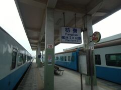 2013.01 初めての台湾で台鉄三昧!(15)台湾南部・屏東線をゆく客車の旅。