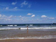 フランス南西部への旅 ②海編 ビアリッツのビーチでまったり