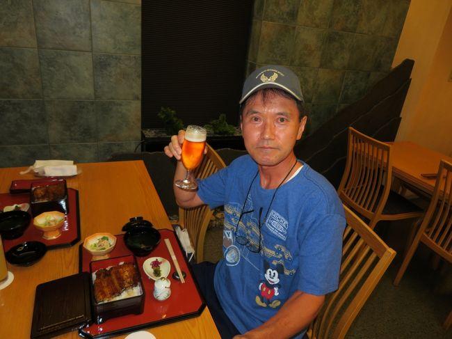 今回は、友人と一緒に静岡県民限定のキャンペーンを利用して浜名湖1周をしてきました。<br />友人とは、浜松駅で待ち合わせをして浜松駅から今回の旅は、スタートしました。<br />まずは、駅の観光案内所でパンフレットと施設の割引券をGETしました。<br />最初に訪れたのは、アクトタワー展望回廊です。しかしコロナ禍で当面の間、休館との事、残念、快晴で最高の眺望が楽しめるはずでしたが、残念、アクトタワーの展望エレベーターで44階まで行って終了でした。涙!<br />その後、駅のマクドナルドでコーヒーブレイクをして浜松市中心部を散策の後、ランチは、五味八珍で浜松餃子を頂きました。<br />午後は、犀が崖資料館に立ち寄りました。そして元城東照宮を参拝をして浜松城公園と浜松城天守台に上りました。<br />暑さの為に早めにホテルにチェックインをしました。<br />お宿は、浜松城公園のすぐ近くのホテルコンコルド浜松です。<br />静岡県民限定のキャンペーンを利用して1泊2食付きのプランです。夕食は、ホテルのレストラン堂満で浜名湖産のうな重の夕食でした。生ビールと一緒に頂きました。<br />翌日は、ホテルのレストランで洋食セットの朝食を頂きました。パンのお代わりがOKなのがうれしかったです。<br />ホテルを後にしてうなぎパイファクトリーに立ち寄りました。そして舘山寺温泉街へ曹洞宗の舘山寺を参拝しました。<br />その後、大草山展望台から浜名湖を一望、360度の大パノラマを楽しみました。<br />そして浜名湖畔の道を通り細江町へ気賀の関所に立ち寄りました。堀川城を車窓見学をして五味半島(プリンス岬)を経由して文化財に登録している西気賀駅でトイレ休憩をしました。<br />天竜浜名湖鉄道のラッピング電車が来ないかな?と待っていると運よく、アニメキャラクターのラッピング電車が来ました!ラッキー!<br />そして奥浜名湖半を走り、瀬戸のつり橋を渡り湖西市に入りました。<br />ちょっと遅めのランチをガストで冷麺を頂きました。<br />その後、新居関所を車窓見学をして浜名バイパスを通り浜松駅に向かいました。<br />駅で友人と別れて帰路に着きました。<br />