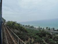 2013.01 初めての台湾で台鉄三昧!(16)南廻線で山を越える・オンボロ藍皮普快車3671次の旅。
