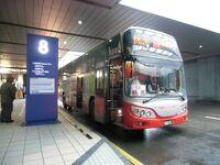 2013.01 初めての台湾で台鉄三昧!(20)さよなら台湾!桃園空港から帰国です。