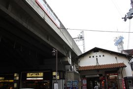 関西旅行記2009年春⑪阪堺電軌乗車・帰路編