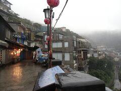 2013.01 初めての台湾で台鉄三昧!(19)有名観光地の九份と、港町の基隆へ。
