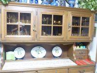 ドイツの黒い森:「お百姓さんの家具」と称する樫の家具はまだ健在だ。