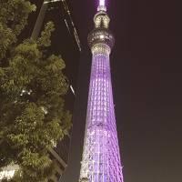 東京スカイツリー観光