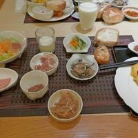 2020.7上野の博物館を見学した後,成田へ3-ANAクラウンプラザ成田のなんともいえない感染対策の朝食,道の駅くりもとに寄っただけで帰る