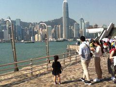 香港は相変わらず大変活気があった