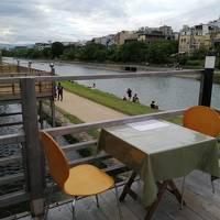 2020夏の京都 その1は二年坂のスタバと鴨川納涼床