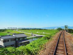 2020.08 鉄分補給で樽見鉄道!(2)樽見鉄道で濃尾平野を快走! 美江寺から大垣、そして本巣へ。