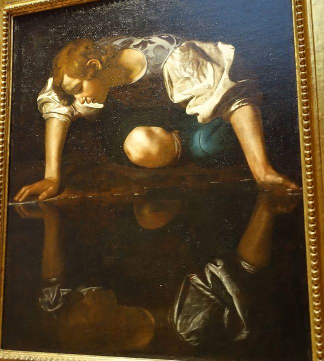 ポツダムに2017年に新しくオープンしたバルベリーニ美術館。<br />出発前に調べていたらなかなか評判がいい。駅からもそんなに遠くなさそうだし、行ってみることにしました。<br />美術館では「バロックの小路」という題でカラヴァッジョとカラヴァッジョ派のバロック絵画の特別展が開催されていました。<br /><br />またバルベリーニ美術館があるアルターマルクト広場は、フリードリヒ大王がイタリアの広場に倣って造らせたもので、かつてはヨーロッパで最も美しい広場の一つに数えられていました。<br />しかし第二次世界大戦で爆撃され、またDDRの時代に建物は撤去され、寂しい姿をさらしていましたが、ドイツ統一後、広場の建造物は昔の姿を極力とどめつつ再建されることになりました。現在、再建の途上です。<br /><br />まもなくフリードリヒ大王が夢見たアルターマルクト広場が蘇ります。<br />その節にはもう一度ポツダムを訪れたい・・・。<br /><br />未だに猛威を振るっているコロナは、いつになったら今まで普通であった、人類の当たり前の日常を戻してくれるのでしょうか。<br />私たちには、もうそんなに時間の余裕はないのです。<br />