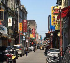 幼児連れ台湾旅行(1歳1ヶ月)1/2 ~夜市など食べ歩き、迪化街、永康街など~