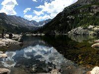 コロラドロッキー国立公園大満喫の4日間②早朝トレッキング2本にドライブに盛りだくさんの一日