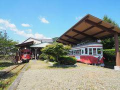 2020.08 鉄分補給で樽見鉄道!(5)谷汲駅に昆虫館、かつて走っていた名鉄谷汲線を偲ぶ。