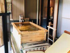 # 露天風呂付き客室