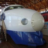 四国ぐるっと観光列車 乗り鉄たび⑤ 瀬戸大橋と0系新幹線