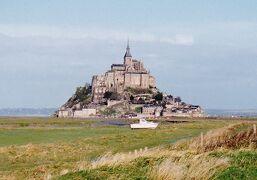 北フランス2001 モンサンミシェル、シャンボール城 正月家族旅行