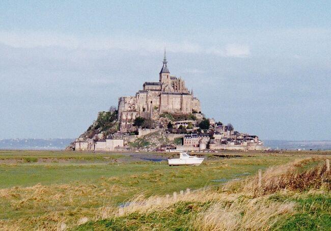 北フランス2001 正月家族旅行