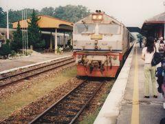 古い写真をスキャン13(シンガポールとマレーシアの写真発見!1997年)