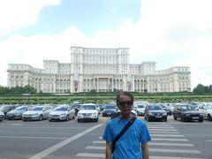 ルーマニア、ブカレスト 1日目、移動日です (ギリシャ・ブルガリア・ルーマニア旅行の21/31日)