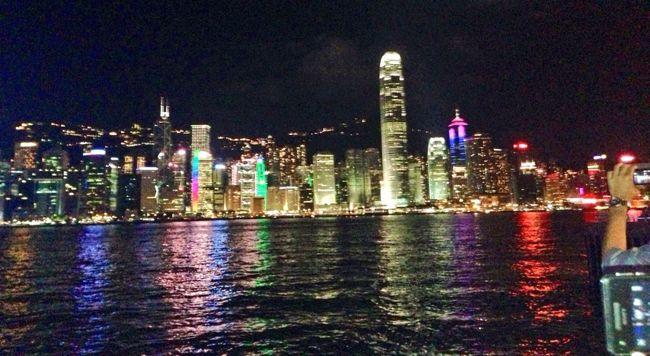 思い出の香港