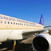 天空のレストラン:中東の航空会社(エアアラビア、ミドルイースト、ガルフ、イラン、サウディア、ペガサス)